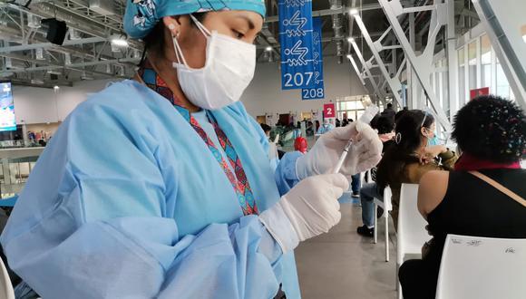 El Minsa indicó que la campaña de inmunización se desarrollará del 22 al 25 de setiembre para personas de 23 años a más. (Foto: Minsa)