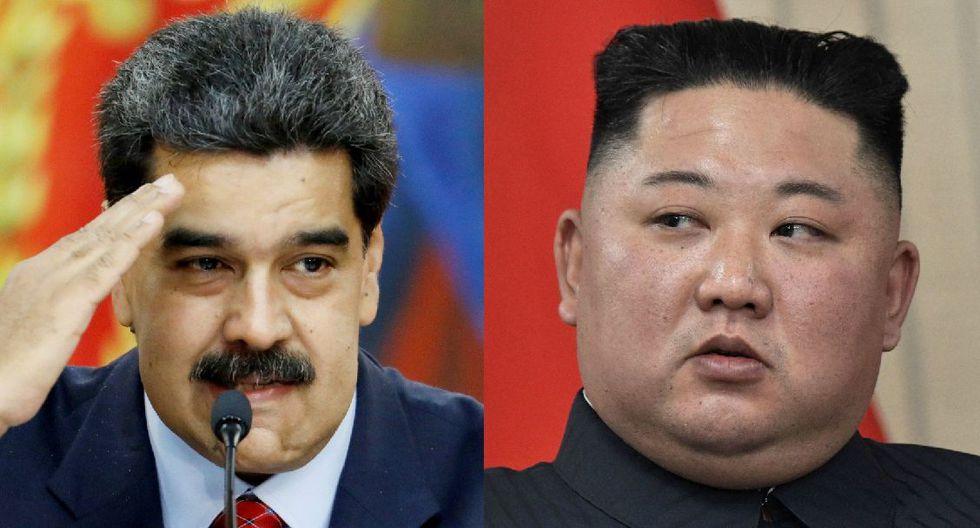 """Corea del Norte apoya a Nicolás Maduro y denuncia """"tentativa de golpe de Estado"""" en Venezuela. (Foto: Reuters / EFE)."""