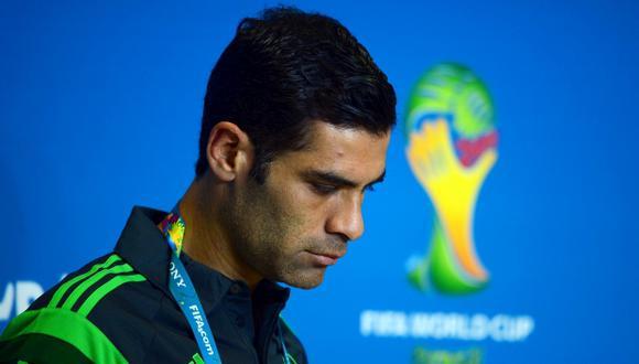 De las 9 empresas sancionadas de Rafa Márquez, una es su escuela de fútbol y otra es su fundación. (Foto: AFP)