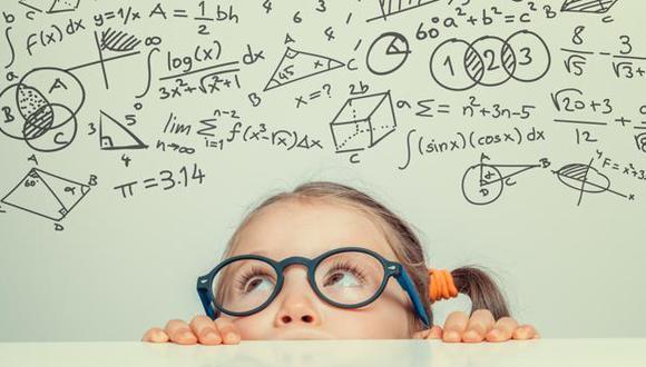 Las matemáticas están en todas partes, y es tarea de los padres ayudar a que los más pequeños entiendan su importancia en nuestro día a día. (Foto: Difusión)