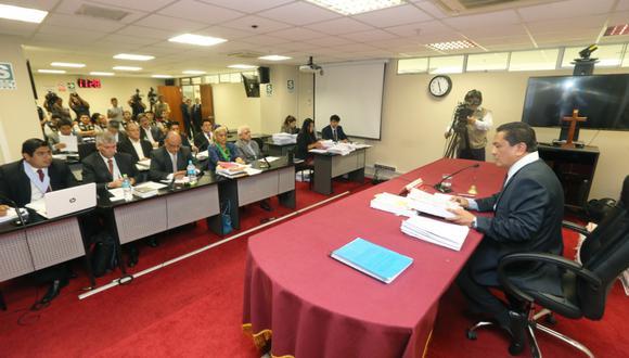 Fiscalía sustentó pedido de prisión preventiva contra Oswaldo Plascencia por el caso Odebrecht