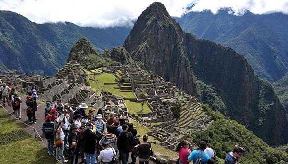 El Perú recibió a 4.3 millones de turistas extranjeros en el 2017, según cifras del Mincetur. (Foto: USI)