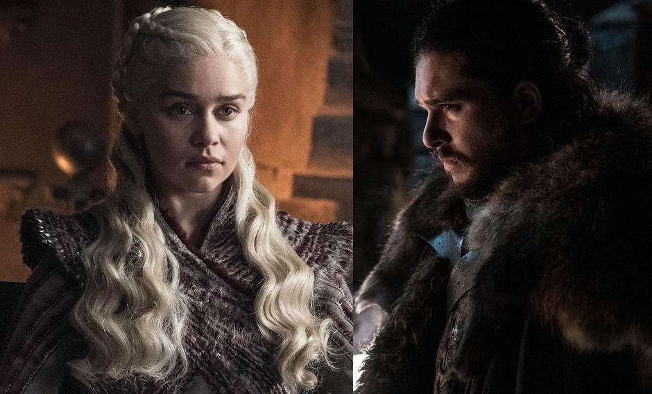 """""""Game of Thrones"""" temporada 8 estrenó el esperado primer episodio.  Fotos: HBO."""