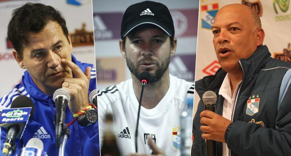 A Manuel Barreto se suma a la lista de técnicos que dejaron Sporting Cristal sin terminar su contrato. (Foto: GEC)