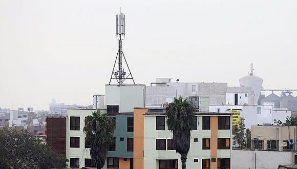 En el Perú hay un déficit muy alto de antenas y cobertura de redes terrestres, dentro de ellas las redes móviles. (Foto: Difusión)