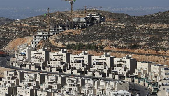 Desde que Israel capturó el territorio en la guerra del Medio Oriente de 1967, ha construido decenas de asentamientos en Cisjordania, en donde viven más de 400.000 israelíes junto con casi 3 millones de palestinos. (Foto: AFP)