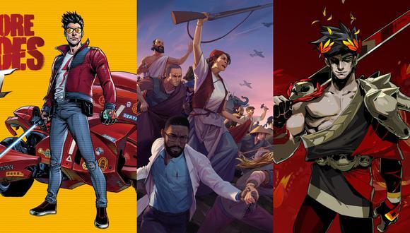 No More Heros III, Humankind y Hades estrenan este mes de agosto. (Difusión)
