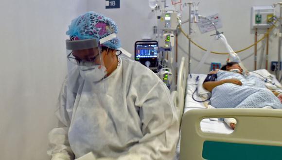 Coronavirus en México | Últimas noticias | Último minuto: reporte de infectados y muertos hoy, jueves 01 de julio del 2021 | Covid-19. (Foto: AFP / AE / ALFREDO ESTRELLA).
