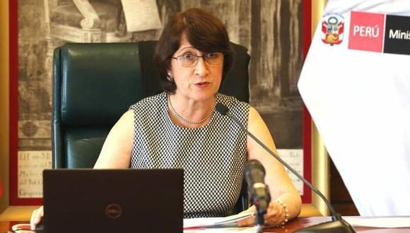 """Estamos en una segunda ola"", admite ministra de Salud, Pilar Mazzetti"