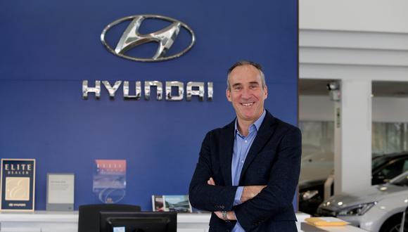 Venue y Verna son los próximos modelos que sumarán volumen a Hyundai, dice Ortiz.