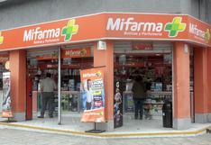 Indecopi multa a Mifarma con S/ 459,800 por no vender medicamentos genéricos por unidad