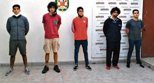 Surco: Solicitan 9 meses de prisión preventiva para acusados de abusar sexualmente de mujer