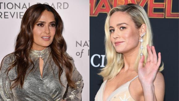 Salma Hayek, Brie Larson y Ray Romano serán parte de la ceremonia de los Premios Oscar 2020. (Foto: AFP)