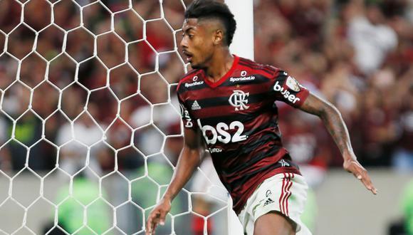 Flamengo capuleó a Gremio   Foto: Agencias