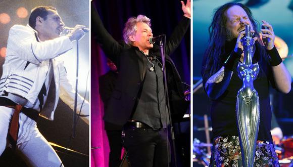 Según el Reniec, el rock, su estilo, sus cantantes y grupos musicales están presentes en los nombres de algunos peruanos, pues existen ciudadanos que se llaman Nirvana (632), Kane (152), Queen (107). (Foto: AFP)
