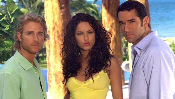 """""""Rubí"""" es una telenovela mexicana que produjo José Alberto Castro para Televisa en 2004 (Foto: Televisa)"""