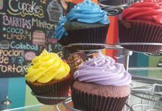 """Fin de semana: """"Festival de cupcakes"""" en Miraflores"""