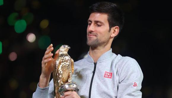 Djokovic acabó con racha de Murray: lo venció en final de Doha