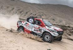 Dakar 2019: Nasser Al-Attiyah le da la primera victoria a Toyota