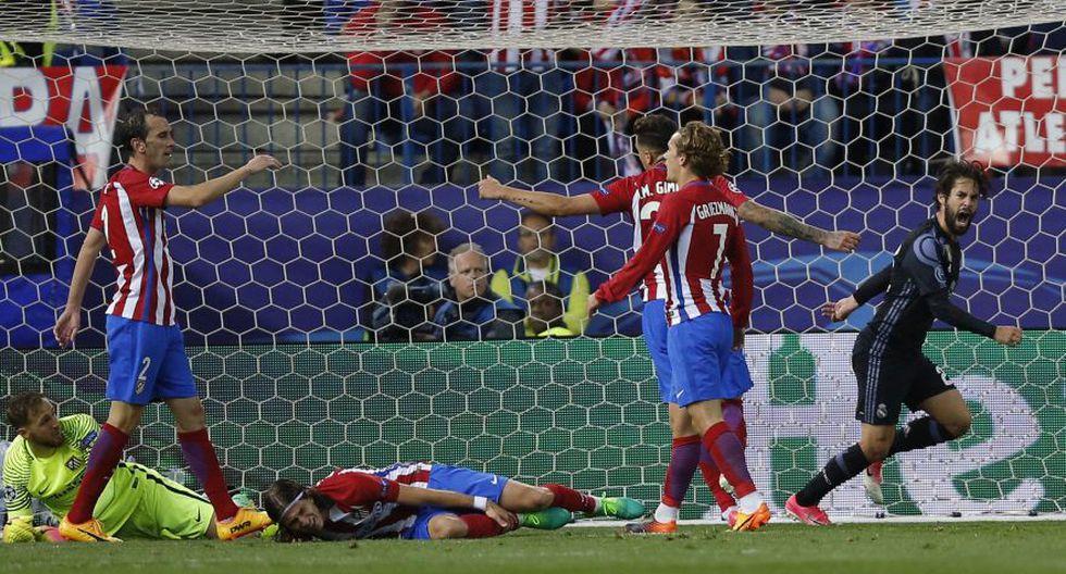 CUADROxCUADRO de la jugada antológica de Benzema y gol de Isco - 21