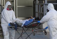 México registra 364 decesos y 1.627 casos de coronavirus en un día
