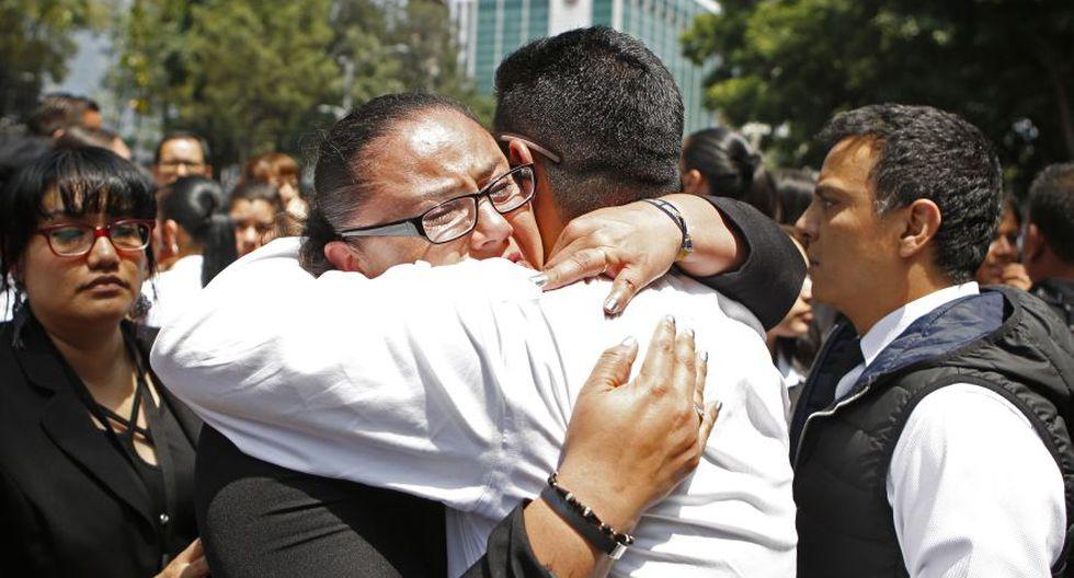 Ciudad de México. (Foto: AFP)