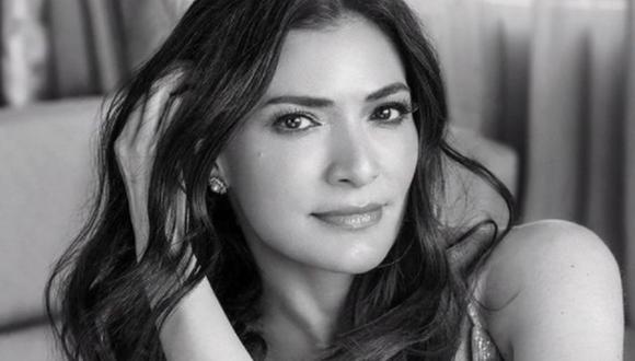 Es una actriz colombiana que se nacionalizó argentina. (Foto: Hernán Puentes / Instagram)
