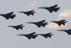 El armamento ruso marca un récord de ventas