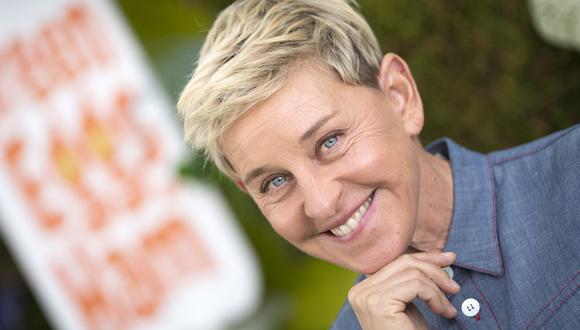 Ellen DeGeneres. (Foto: AFP)