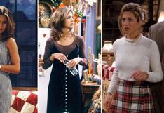 Friends cumple 27 años: recordamos los looks de Rachel Green más icónicos | FOTOS