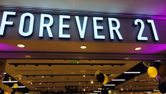 Cadena de ropa Forever 21 inaugurará su primer local en el Perú