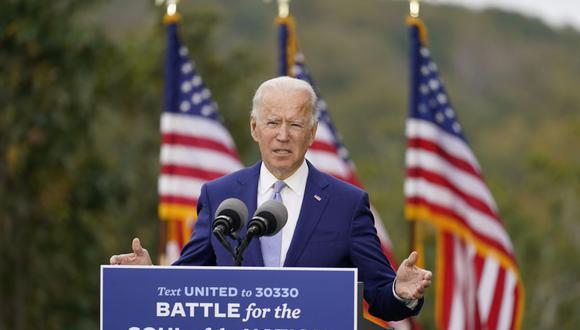 El presidente Joe Biden ha prometido ingresar en el menor tiempo posible a Estados Unidos en el Acuerdo Climático de París. (Foto: AP)