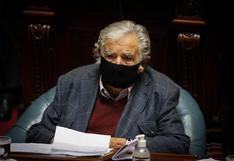 José Mujica renuncia al Senado de Uruguay y se retira de la actividad política