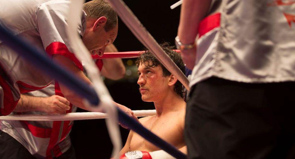 """La inspiradora historia de Vinny Pazienza"" - 15 de noviembre. (Foto: Netflix)"