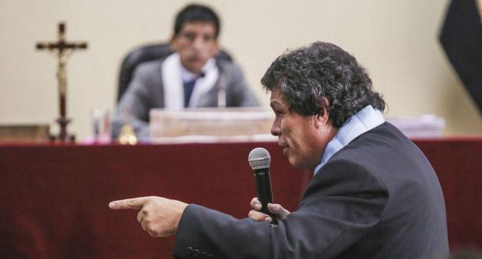 Benítez rechazó nueva orden de prisión preventiva contra Toledo