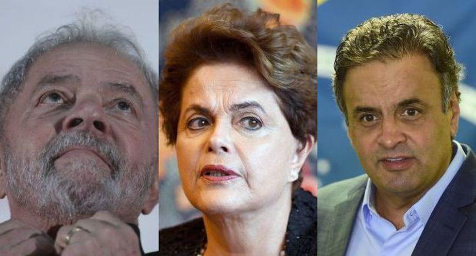 Odebrecht: Los nuevos políticos brasileños en la mira