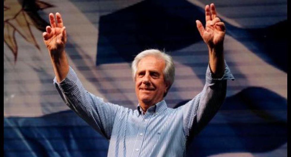 Uruguay: Vázquez saca ventaja de 16 puntos a Lacalle Pou