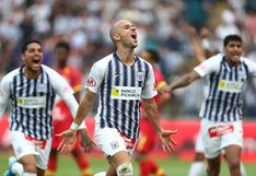 Alianza Lima vence sobre el final a Sport Huancayo y sueña con el Torneo Clausura de la Liga 1