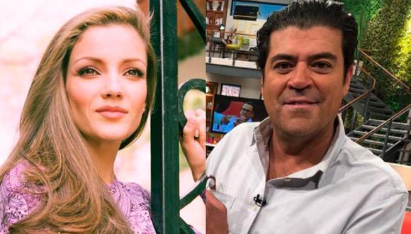 A seis años de la muerte de la actriz, el presentador de televisión contó que estaba muy enamorado de ella, pero reconoció que tenían una relación muy tóxica (Foto: Twitter de @VivianFabiolaV / Instagram de Jorge 'El Burro' Van Rankin)