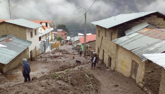 Nuevo periodo de precipitaciones se extenderá hasta el miércoles 9 de octubre. (Foto: Andina)