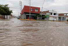 Piura: COER informó que intensas lluvias dejaron hasta 120 litros de agua por metro cuadrado   VIDEO