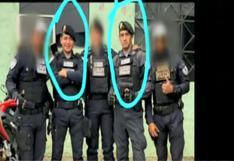 Tumbes: detienen a dos policías acusados de extorsionar a empresarios   VIDEO