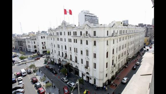 SAT suspendió remate del emblemático Hotel Bolívar