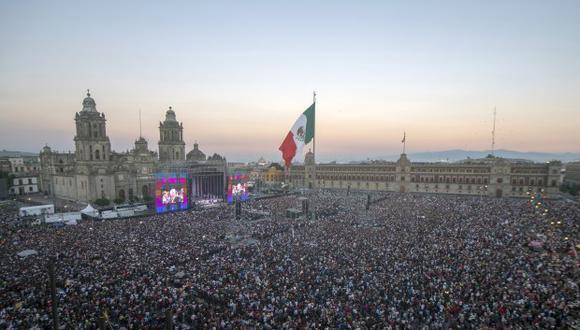 Clima en México CDMX: el pronóstico del tiempo para este 22 de enero. (Foto: AFP)