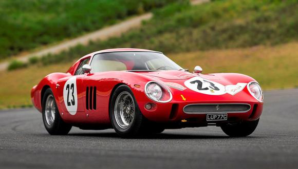 Este ejemplar se ha convertido en el Ferrari 250 GTO más caro vendido en una subasta pública. (Fotos: RM Sotheby's).