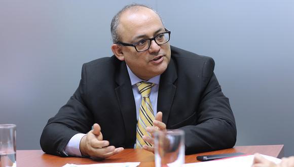 Eduardo Guevara, presidente de Petro-Perú, sostiene que el petróleo será necesario por mucho tiempo más, pero busca sumar otros recursos energéticos al portafolio de la estatal. (Foto: Difusión)
