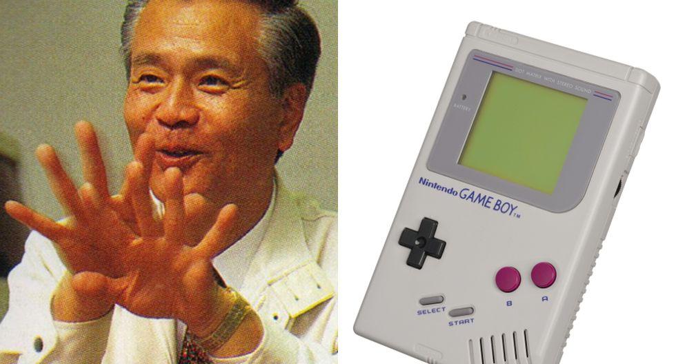 Gunpei Yokoi, el padre de la Game Boy