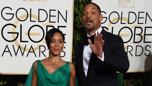 Will Smith apoya a esposa en boicot y no asistirá a los Oscar