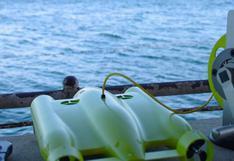Gladius, el drone submarino que graba imágenes 4k