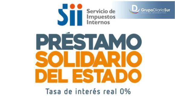 El Préstamo Solidario promete aliviar económicamente a varias familias chilenas. (Foto: Servicio de impuestos internos)